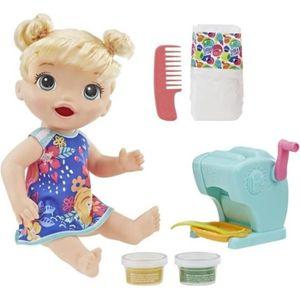 POUPÉE BABY ALIVE - Super Snacks - Poupon à Fonctions (ch