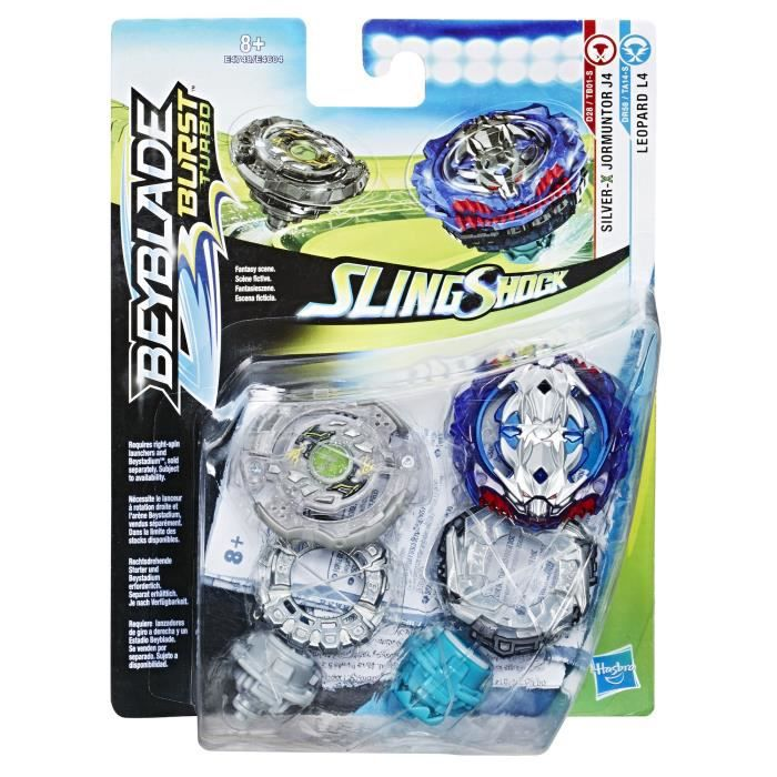 Photo de beyblade-burst-ss-leopard-l4-and-jormuntor-j4