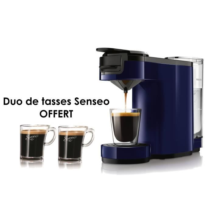 machine caf dosettes philips senseo hd7880 duo. Black Bedroom Furniture Sets. Home Design Ideas