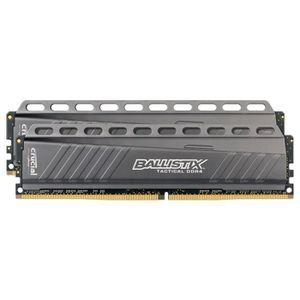 MÉMOIRE RAM Ballistix Mémoire PC TACTICAL DDR4 Kit 8Go (2 x 4G