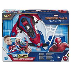 FIGURINE - PERSONNAGE Marvel Spider-Man Far From Home – Arbalète de Spid