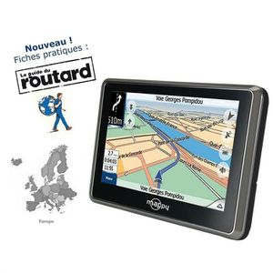 GPS AUTO Mappy Iti V3 Europe Guide du Routard