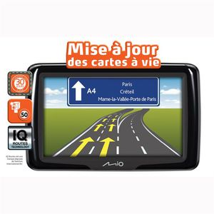 GPS AUTO MIO SPIRIT 680 EUROPE
