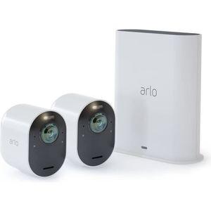CAMÉRA DE SURVEILLANCE Arlo Ultra 4K -  Smart Caméra avec éclairage intég
