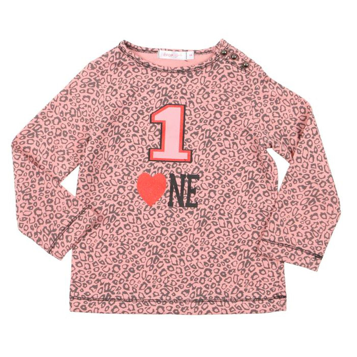 epop sweat enfant fille vieux rose achat vente sweatshirt cdiscount. Black Bedroom Furniture Sets. Home Design Ideas