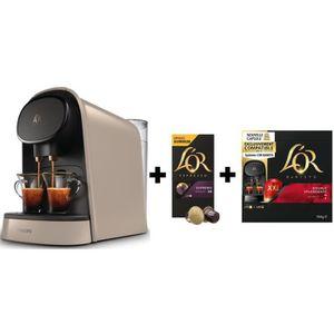 CAFETIÈRE PHILIPS LM8012/10 Machine café + 1 paquet L'OR Bar