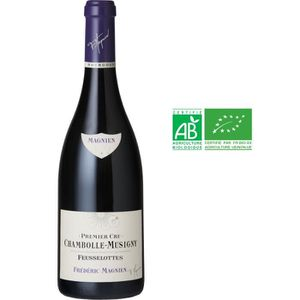 VIN ROUGE Frédéric Magnien Feusselottes 2014 Chambolle-Musig