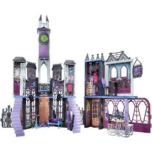 POUPÉE MONSTER HIGH Le Grand Pensionnat