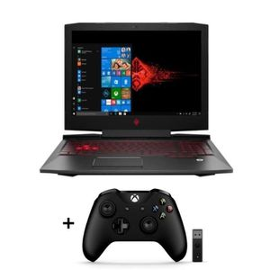 NETBOOK HP PC OMEN 15-ce029nf - 15,6