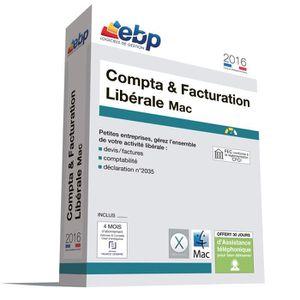 PROFESSIONNEL EBP Compta & Facturation Libérale MAC 2016