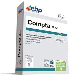 BUREAUTIQUE EBP Compta MAC 2016
