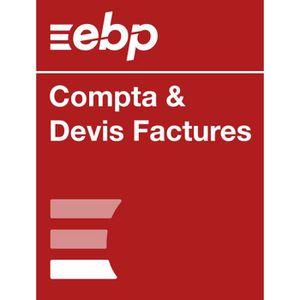 BUREAUTIQUE EBP Compta & Devis-Factures Classic - Dernière ver