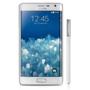 SMARTPHONE Samsung Galaxy Note 4 Edge Blanc