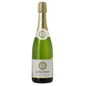 Apéritif à base de vin Le Petit Chavin - Chardonnay - Effervescent - Bois