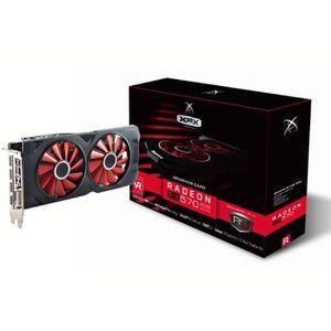 CARTE GRAPHIQUE INTERNE XFX Carte graphique Radeon RX 570 RS 4GB Black Edi