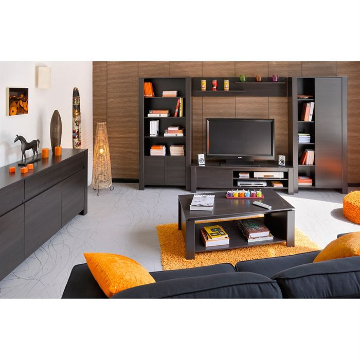bahuts buffets enfilades achat vente bahuts buffets enfilades pas cher cdiscount. Black Bedroom Furniture Sets. Home Design Ideas