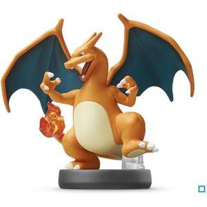 FIGURINE DE JEU Figurine Amiibo Dracaufeu Super Smash Bros N°33