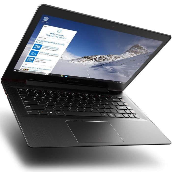 lenovo pc portable ideapad 500s14isk 14 full hd ram 8go. Black Bedroom Furniture Sets. Home Design Ideas