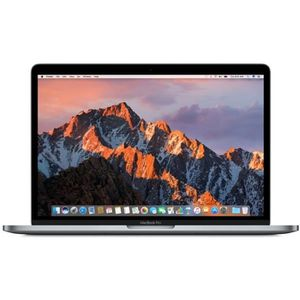 "Vente PC Portable APPLE MacBook Pro 13 - MLH12FN/A - 13,3"" Retina avec Touch Bar - 8Go RAM - MacOS Sierra - Intel Core i5 - 256Go SSD - Gris Sidéral pas cher"