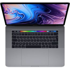 ORDINATEUR PORTABLE APPLE MacBook Pro MPTR2FN/A - 15