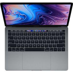 """Top achat PC Portable MacBook Pro 13,3"""" Retina avec Touch Bar - Intel Core i5 - RAM 8Go - 256Go - Gris Sidéral pas cher"""