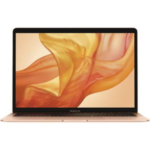 "PC Portable MacBook Air 13,3"" Retina - Intel Core i5 - RAM 8Go - 256Go SSD - Or pas cher"