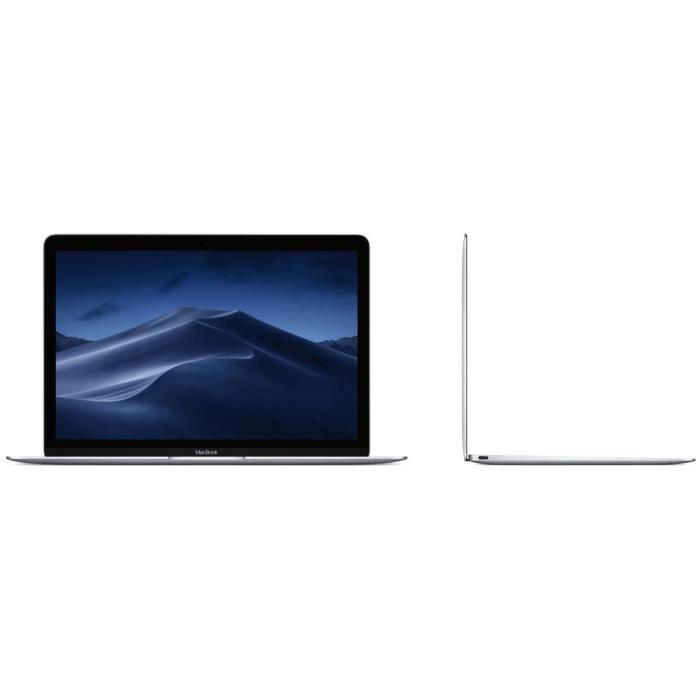 "ORDINATEUR PORTABLE MacBook 12"" Retina - Intel Core m3 - RAM 8Go - 256"