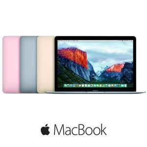 Un achat top PC Portable  Apple MacBook MLHE2FN/A - 12