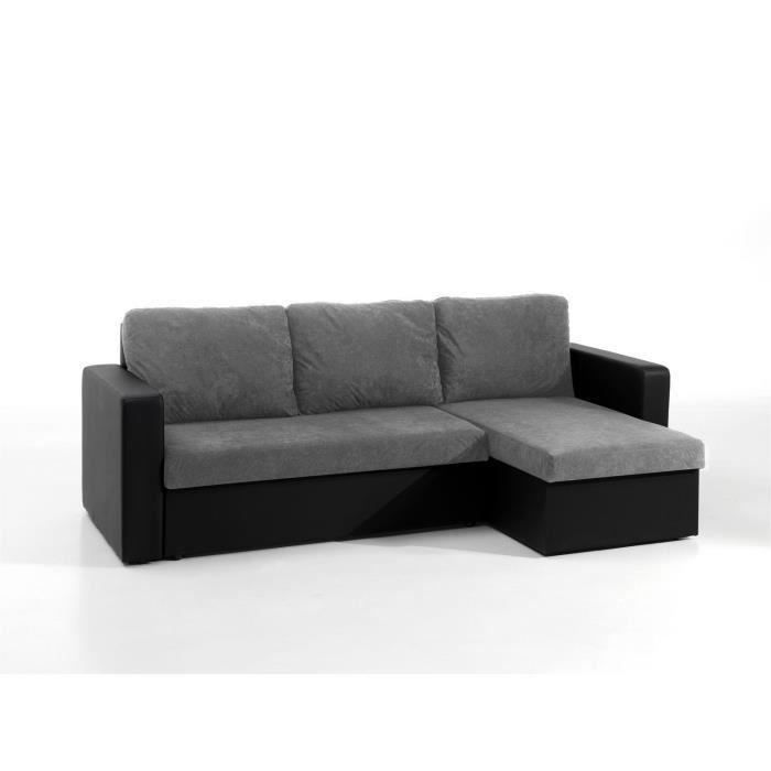 canape meridienne microfibre achat vente canape. Black Bedroom Furniture Sets. Home Design Ideas