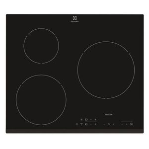 PLAQUE INDUCTION ELECTROLUX EHH6333FOK Table de cuisson Induction -