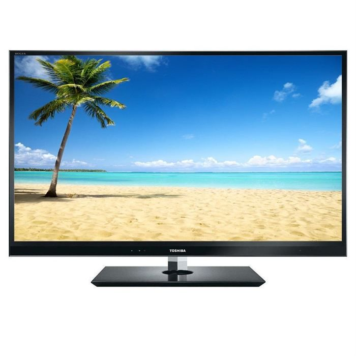 toshiba 55wl833 tv 3d t l viseur led avis et prix pas cher cdiscount. Black Bedroom Furniture Sets. Home Design Ideas