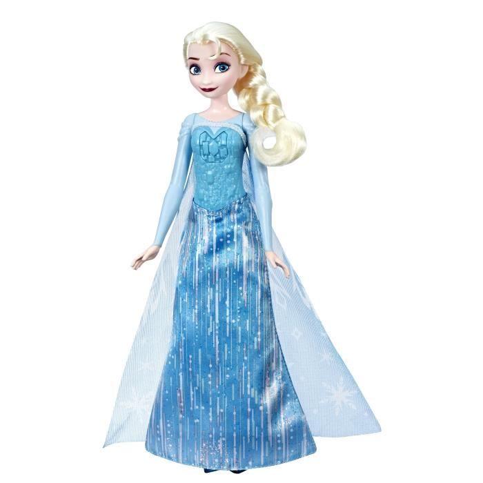 Disney La Reine Des Neiges Poupee Princesse Disney Elsa