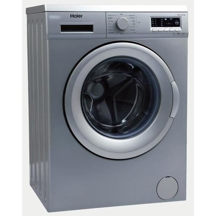 Haier hw70 14f2fsm lave linge electrom nager for Consommation eau machine a laver