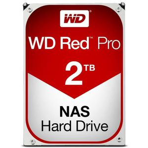 DISQUE DUR INTERNE WD Red Pro 2To 64Mo 3.5