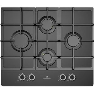 PLAQUE GAZ CONTINENTAL EDISON CECTG4GFVB - Table de cuisson G
