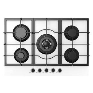PLAQUE GAZ CECTG5GFVW CONTINENTAL EDISON- Table de cuisson Ga