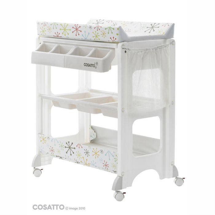 Cosatto table langer easi peasi zuton blanc blanc - Table a langer pliable pas cher ...