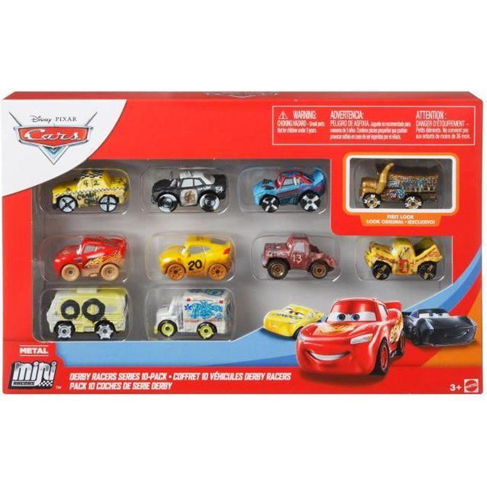 6er Cars 3 Enfants-potable tiges