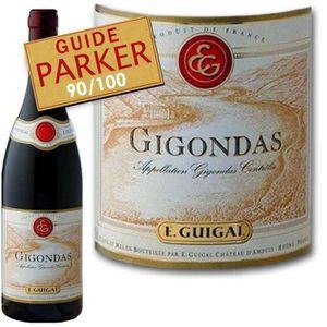 VIN ROUGE E. Guigal Gigondas 2011 vin rouge