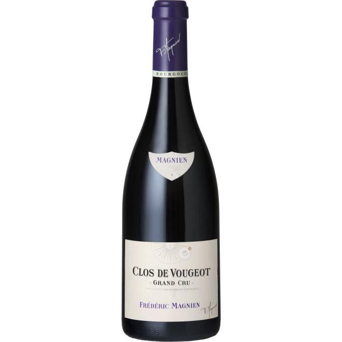 VIN ROUGE Frédéric Magnien 2013 Clos de Vougeot Grand Cru -
