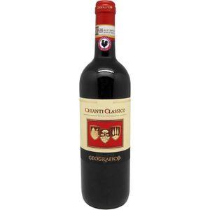 VIN ROUGE Chianti Classico 2014 Geografico - Vin rouge d'Ita