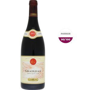 VIN ROUGE E. Guigal 2014 Gigondas - Vin rouge de la Vallée d