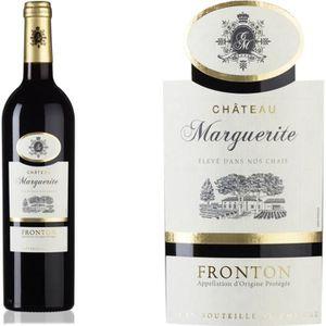 VIN ROUGE Château Marguerite 2017 Fronton - Vin rouge du Sud