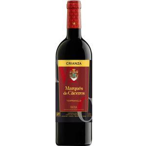 VIN ROUGE Marqués de Cáceres 2016 Crianza - Vin rouge d'Espa