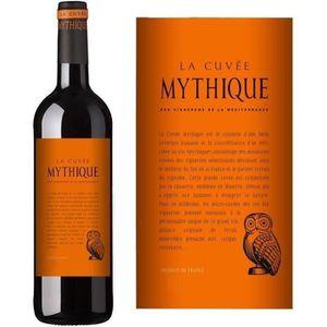 VIN ROUGE Cuvée Mythique 2015  OC - Vin rouge du Languedoc-R
