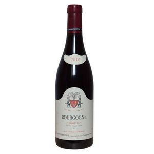 VIN ROUGE Geantet-Pansiot 2015 Bourgogne Pinot Fin - Vin rou