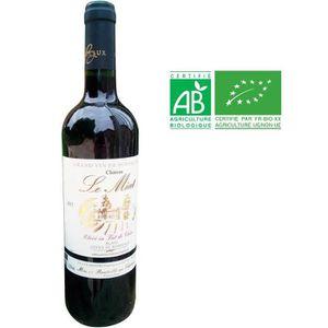 VIN ROUGE Château Le Miat 2015 Blaye -Vin rouge de Bordeaux