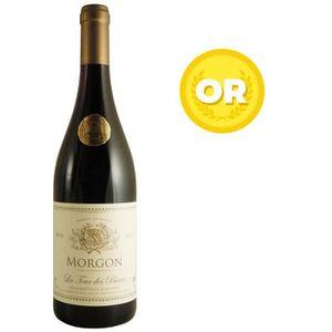 VIN ROUGE La Tour des Bancs Morgon  2015 - Vin Rouge