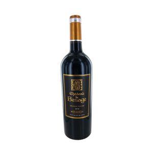 VIN ROUGE Château La Besage 2016 Bergerac - Vin rouge du Sud