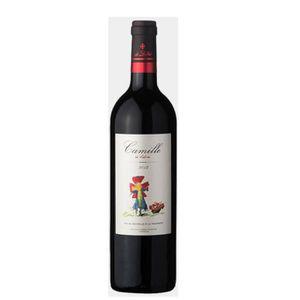 VIN ROUGE Camille de Labrie 2016 Bordeaux - Vin Rouge de Bor
